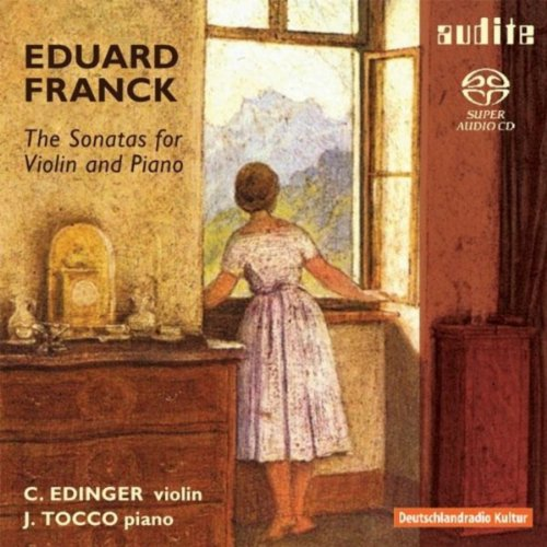 E. Franck: The Sonatas for Violin and Piano