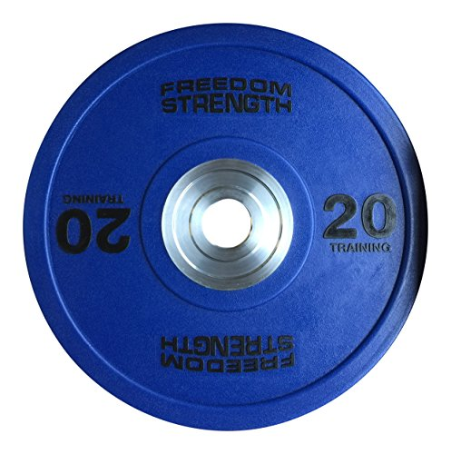 freedomstrength Competition PU Bumper WEIGHLIFTING Teller