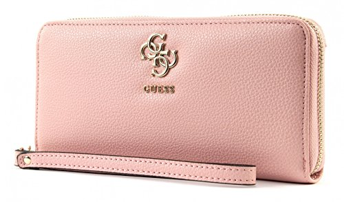 Preisvergleich Produktbild GUESS Digital SLG Large Zip Around Pink