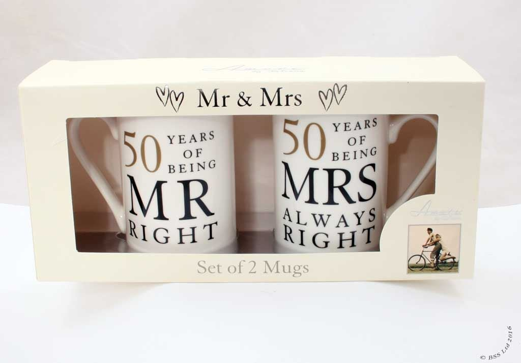 Gift ideas for golden wedding anniversary