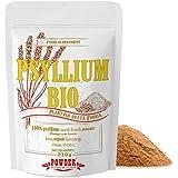 PSYLLIUM BIO EN POUDRE * 30 portions /210 g * Source naturelle de fibres, effet laxatif, protecteur sur la muqueuse...