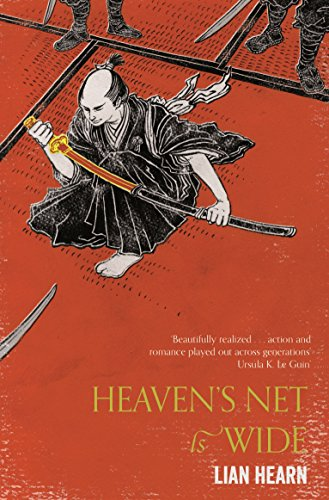 Heaven's Net is Wide (Tales of the Otori, Band 5) -