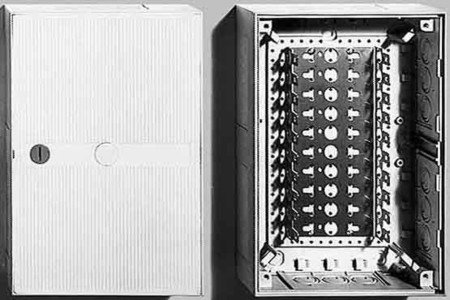 TE Connect.AMP/ADC Kronection-Box III 6437 1 020-20