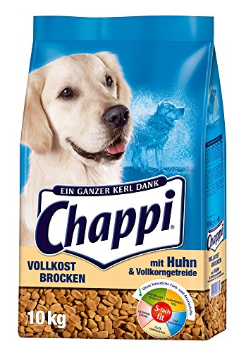 Chappi Vollkost Brocken mit Huhn