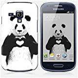 Coque Samsung Galaxy S3 mini de chez Skinkin - Design original : All you need is love par Soltib