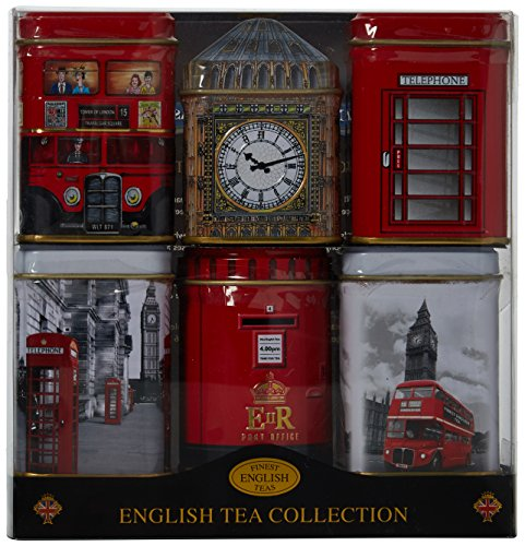 New English Teas Mini English Tea 6 Selection 150 g