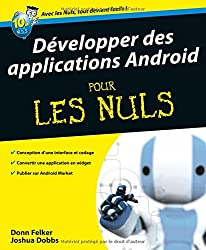 Developper des applications Android pour les Nuls