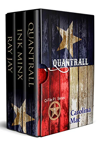 Quantrall Box Set: Books 1-3 (English Edition) Carolina Ranch
