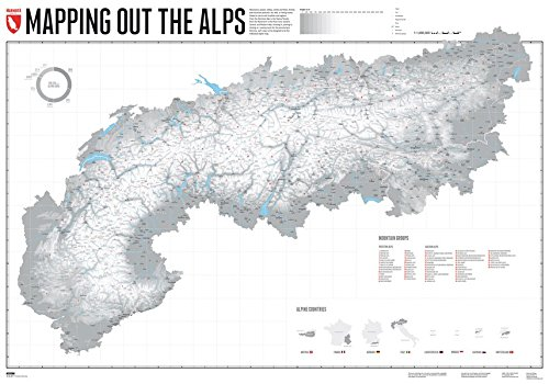 Mapping out the Alps
