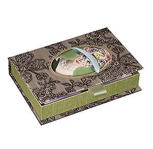 Cakes 4, Set de correspondance A6, coffret, 10 cartes 8,2 x 12,8 cm + 10 enveloppes 9 x 14 cm