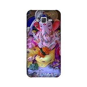 Yashas High Quality Designer Printed Case & Cover for Samsung Galaxy J7 (2015 Model) (Lord ganesh)
