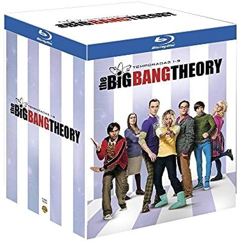 The Big Bang Theory - Temporadas 1 a 9