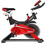 Bicicleta spinning Maketec con volante de inercia de 24 kilos
