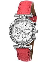 Pure Time Damenuhren - Damen -Armbanduhr- 67931-15