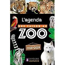 L'agenda une saison au zoo 2018-2019