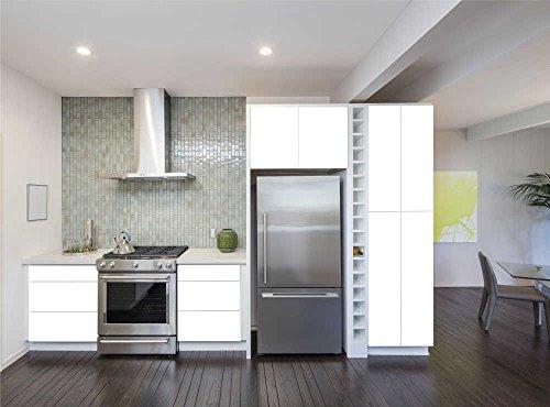 INDIGOS UG - Aufkleber für Küchenschränke 63x500cm