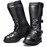 Agrius Sierra Motorcycle Boots 42 Black (UK 8) - Best Reviews Guide