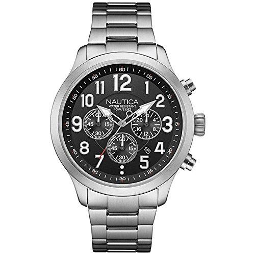 nautica-herren-armbanduhr-chronograph-quarz-edelstahl-nai18508g