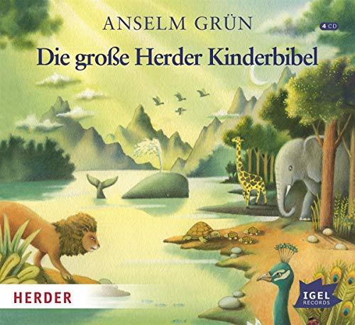 Die große Herder Kinderbibel (Kinder Audio-bibel)