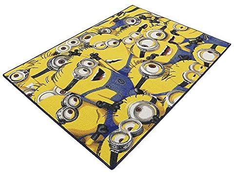 Minions DM03 Teppich | Spielteppich | Kinderteppich