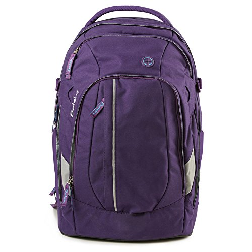Satch by Ergobag Schulrucksack Plus Power Purple 404 power purple