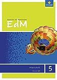 Elemente der Mathematik SI - Ausgabe 2013 für G9 in Hessen: Arbeitsheft 5