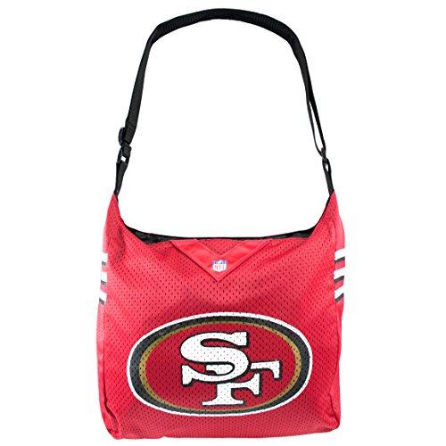 NFL Team Jersey Tote, donna, San Francisco 49ers San Francisco 49ers