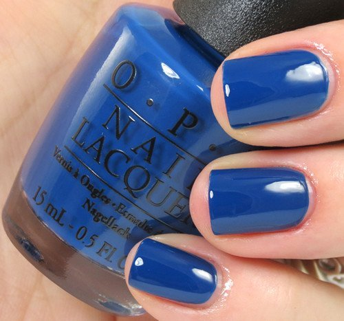 OPI Concert Suzi AT BAY Nail Polish -
