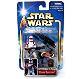 Clone Trooper with Firing Cannon