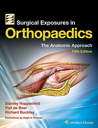 Surgical Exposures in Orthopaedics: The Anatomic Approach Cover Image