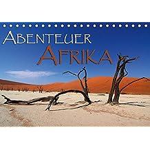 Abenteuer Afrika (Tischkalender 2018 DIN A5 quer): Atemberaubende Bilder aus dem südlichen Afrika (Monatskalender, 14 Seiten ) (CALVENDO Natur) [Kalender] [Apr 07, 2017] Pohl, Gerald