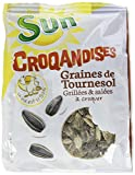 Best Graines de tournesol - SUN Graine de Tournesol Grillée Salée Croqandises 250 Review