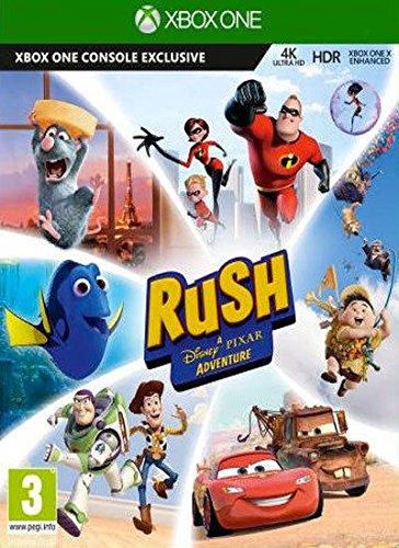 Rush A Disney-Pixar Adventure Xbox One