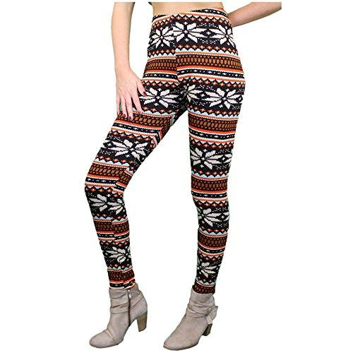 pardalix-damen-leggings-teddy-fleece-grexs-sfarbemuster3