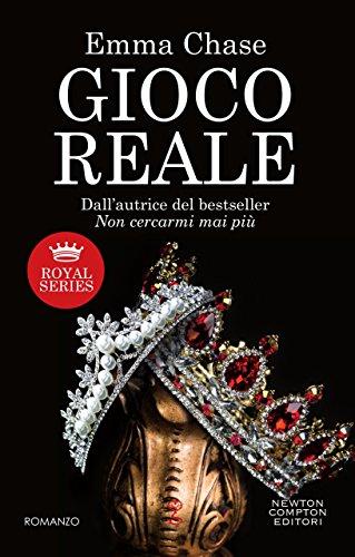 Recensione Gioco reale, Royals series Emma Chase libri e librai
