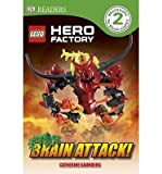 [ BRAIN ATTACK (LEGO HERO FACTORY) ] BY Saunders, Catherine ( AUTHOR )Jul-15-2013 ( Hardcover )