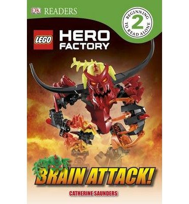 [ BRAIN ATTACK (LEGO HERO FACTORY) ] BY Saunders, Catherine ( AUTHOR )Jul-15-2013 ( Hardcover ) (Lego Hero Factory Brain Attack)