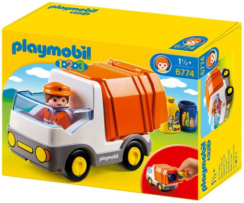 Playmobil 6774 - Müllauto -
