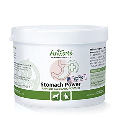 AniForte Slippery Elm Bark Powder 100 g - Natural product for cats and dogs