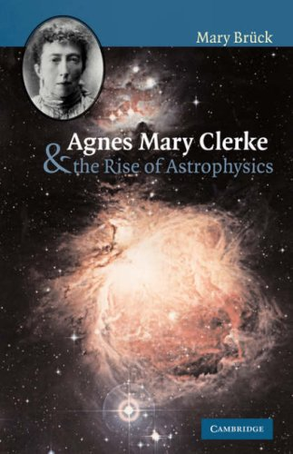 Agnes Mary Clerke Rise Astrophysics