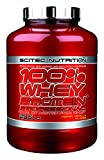 Scitec Nutrition 100% Whey Protein Professional 2350 g Honig Vanille [Misc.]
