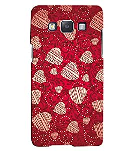 Citydreamz Heart\Love\Valentine Hard Polycarbonate Designer Back Case Cover For Samsung Galaxy J5