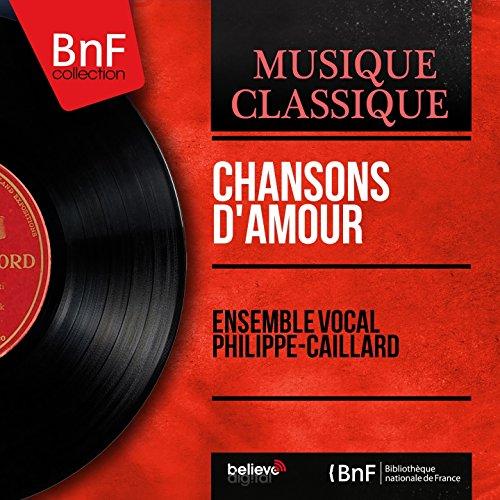 6 Chants populaires français, Première série, Op.