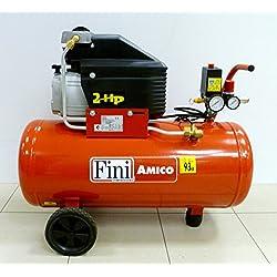 Fini Amico 50/2400Compresseur à air, 50L