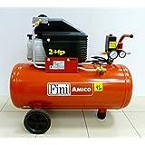 COMPRESSORE LT. 50 HP2 FINI ROSSO (110700)