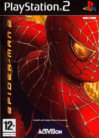 PS2 - Spider-Man 2 - [PAL ITA]