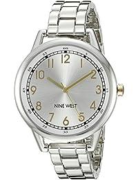 Nine West Mujer NW/1749wttt pulsera plateada