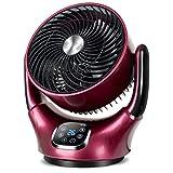 XYW-0007 Termoventilatore Stufe Elettriche Raffreddare E Caldo A Doppio Uso 12 velocità Muto Risparmio Energetico Bagno di Casa Ufficio 2200w Riscaldatore Totale Viola Bianco 23x23x37cm