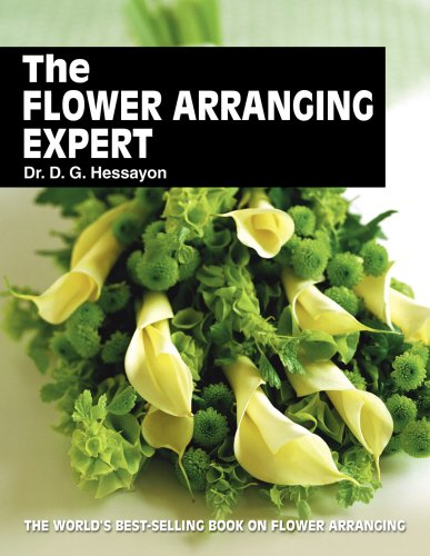 The Flower Arranging Expert (Expert Books)
