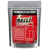 WEIGHT GAINER für MASSEPHASE - 7-stufiges Masseaufbausystem - Kalorienshake für Magermasse, Kraft & schnelleren Muskelaufbau - Zip-Beutel Proteinpulver - MADE IN GERMANY (Schoko, 1610 g Beutel)